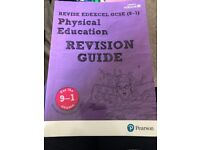 Pearson Edexcel GCSE Physical Education revision guide and workbook