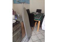 Ironing board - silver cover