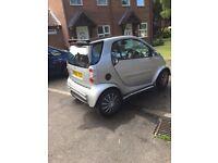 Smart car must be seen px poss
