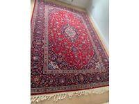 handmade persian rug