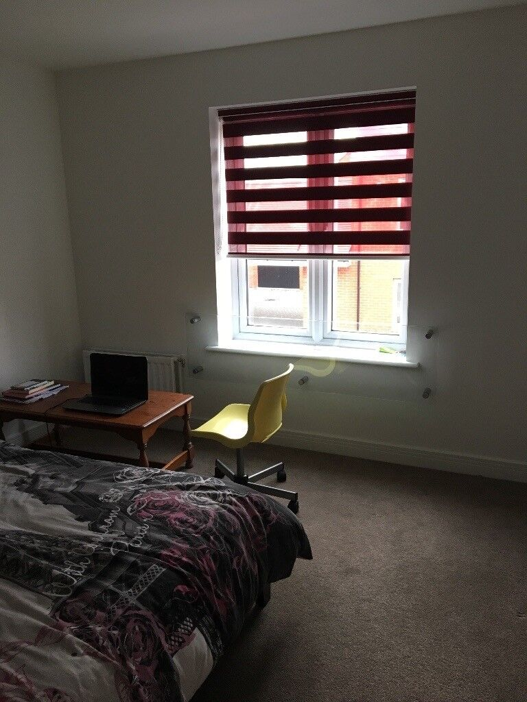 Luxurious Double bed ensuite room to rent in a beautiful new development