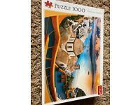Trefl Premium Quality 1000 piece Jigsaw Puzzle