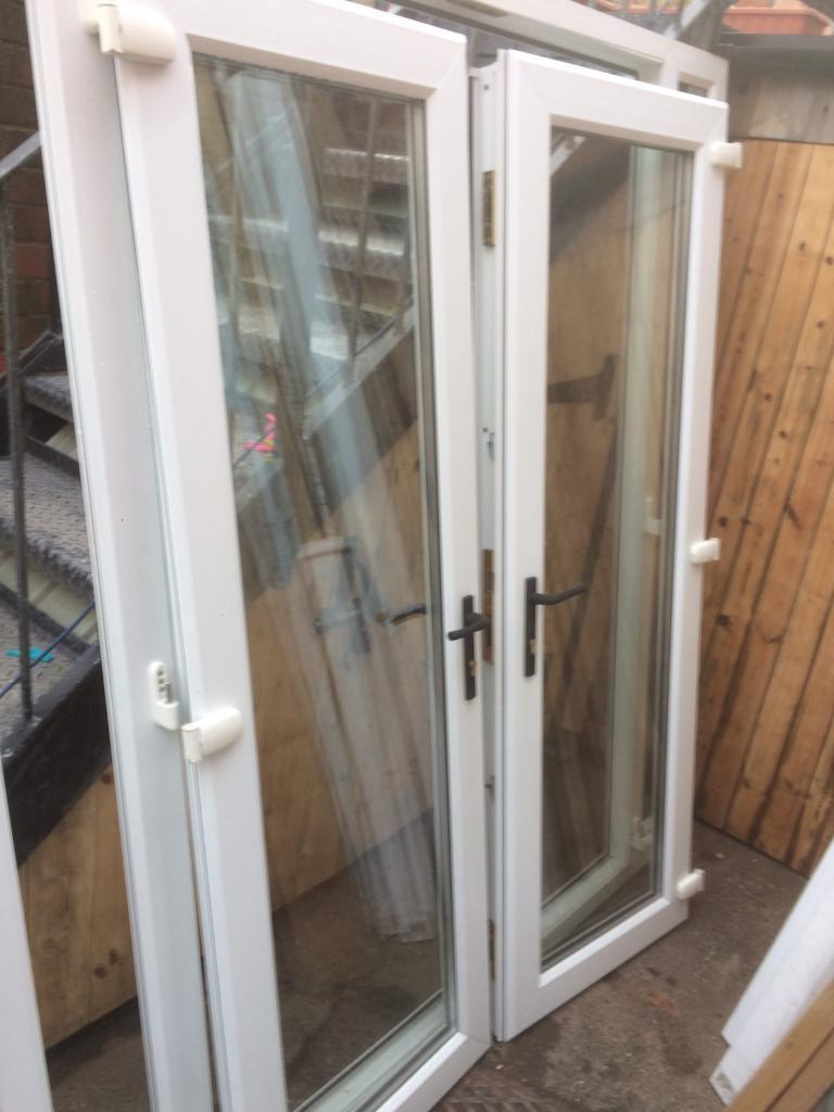 Upvc Double Glazed French Doors In Whitley Bay Tyne And Wear
