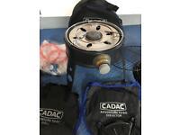 CADAC Safari Chef portable camping stove bbq grill