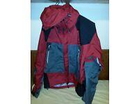 waterproof jacket Milo Otay XL