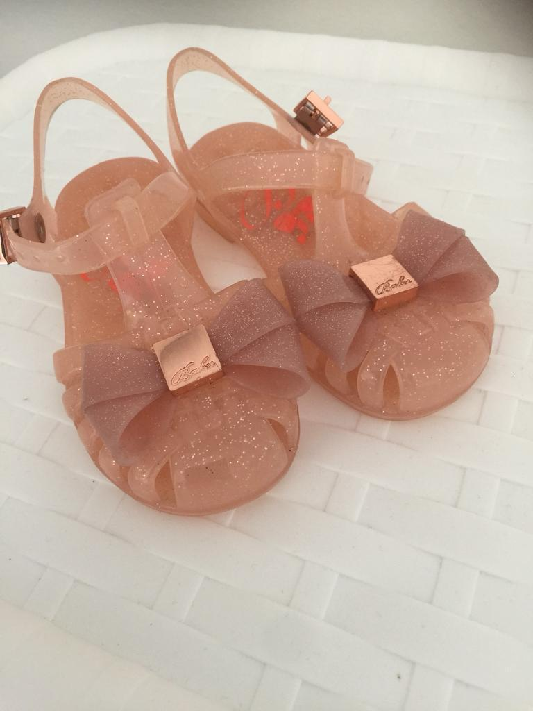 b6bddd263 Ted Baker kids jelly shoes