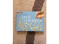 Jack straws retro game, never been used, collection only