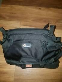Lowepro shoulder or waist camera bag