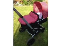 Mothercare pram suitable from birth