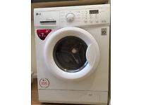 LG 7KG Washing Machine 1200 Spin Speed