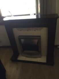 ☄️Hot☄️ Living room fire place + fire Dundee/deliver ☄️Hot☄️