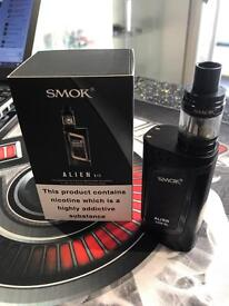 SMOK ALIEN 220w BRAND NEW ECIG BLACK