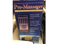Pro Massager complete body massager