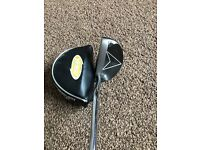 Yes Victoria c groove putter