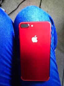 IPhone 7 Plus 128GB EE ❤️RED❤️ open to offers