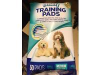 Puppy training pads 50
