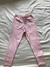 Age 5-6 Agear dance leggings