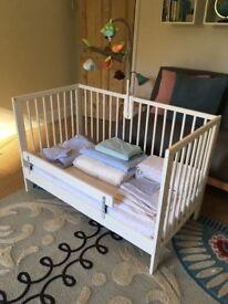 Beautiful cot set