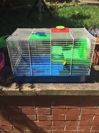 Hamster/ Gerbil / Mouse Cage