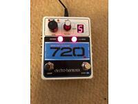 Electro Harmonix 720 stereo looper.