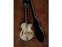 Ibanez Artcore Model AF75TDG-IV-12-02 Archtop Guitar