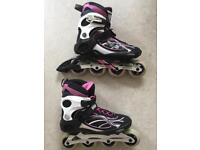 Brand new Fila online roller blades lady size UK 7 / 41