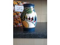 Clarice Cliff by Wedgewood May Avenue Isis Vase.