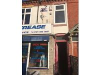 Flat to let above shop separate entrance