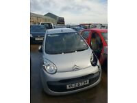 2008 CITROEN C1 1.4 DIESEL breaking for parts only all parts available postage nationwide