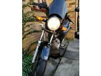 Sym XS 125k motorbike