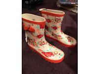 Size 3 Wellies