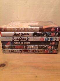 Zombie DVDs