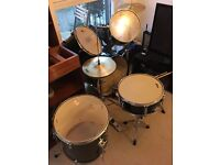 Drum kit - Tiger brand. Fully equipped 100£.