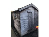 **FREE** 8 x 6 Garden Shed Collection Only