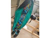 2e027442778d 146 Snowboard starter kit