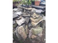 Job Lot Yorkshire Stone