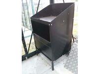 Elite Greenhouse Potting Bench - in Black Ex-Display