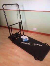 Ellen Croft (Supreme Pilates) machine