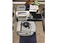 Printers job lot