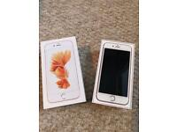 UNLOCKED Rose Gold iPhone 6S - 64GB - Immaculate