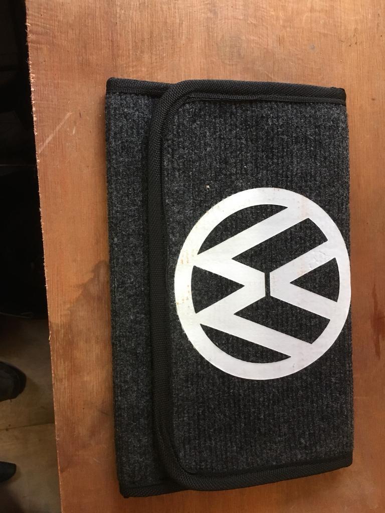 VW document pouch