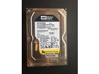 "Western Digital 160GB Desktop 3.5"" SATA HDD(DRIVE 6)"