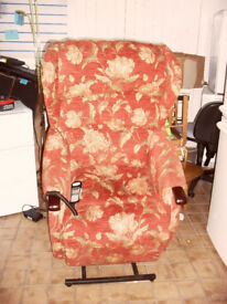 mobilty rise and recline chair