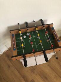 Table Football Game £10