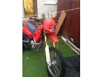 Off rand bikes 250cc