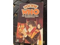 Four Doctor Who paperbacks (1980)