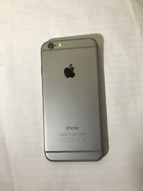 iPhone 6 Unlocked Space Grey 16GB for Sale