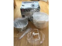 Kenwood Major Food Processor - Ice Cream Maker AT956A/AT957A (Never Used & Boxed)
