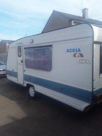 Adria 5 Bedroom Caravan For Sale