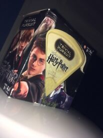 Harry Potter Trivial Pursuit for Travels (unopened)